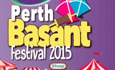 PERTH BASANT FESTIVAL 2015 : SMARTER THAN SMOKING, supported by Avenewz, AustralianSwan & MigrationHub