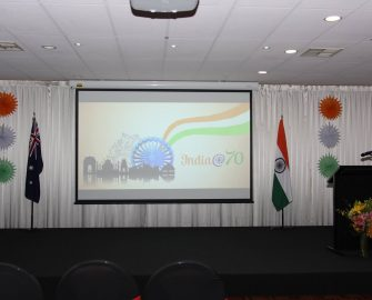 Avenewz Magazine, witnessed India Independence Day Reception – August 15 2016, Perth, Western Australia