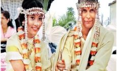 Age no bar! Milind Soman, 52 marries Ankita Konwar, 27