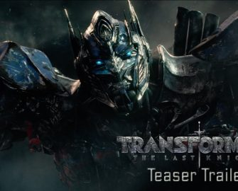Transformers: The Last Knight – Teaser Trailer (2017) Official – Paramount Pictures